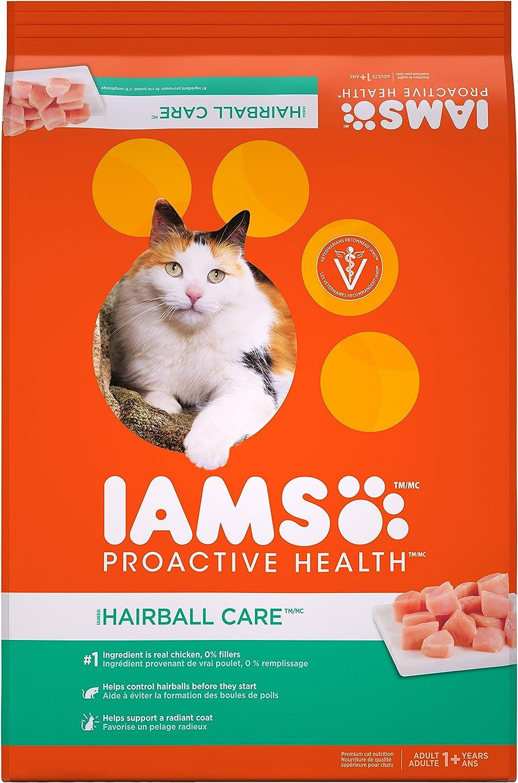 Iams Proactive Health Healthy Dry Cat Food Image