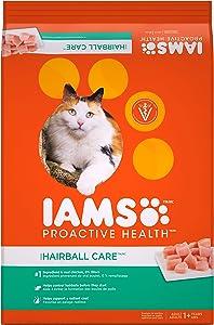 Iams Proactive Health Adult Hairball Control Dry Cat Food