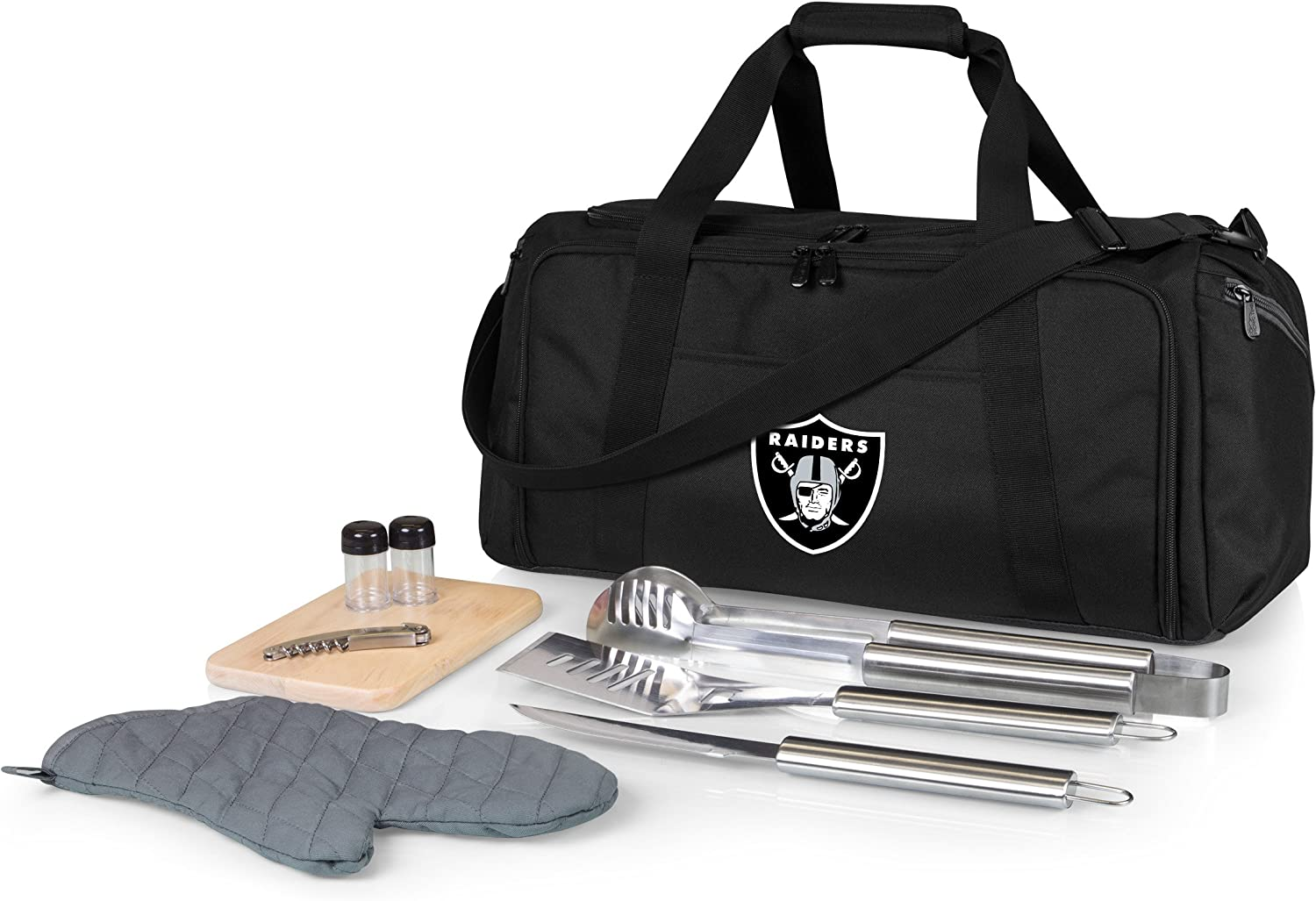 NFL BBQ Kit//Cooler Tote with Barbecue and Picnic Accessories