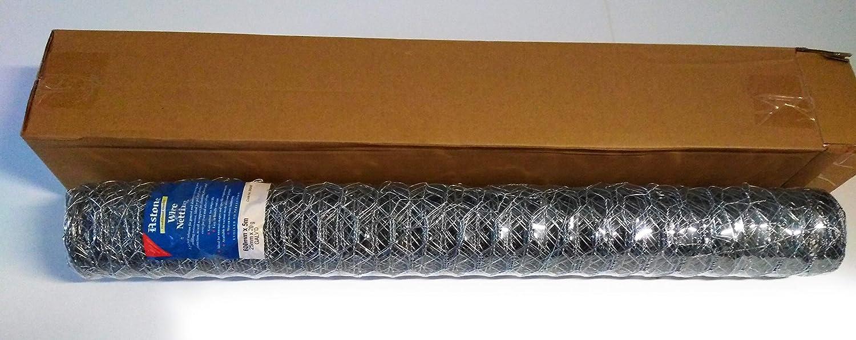 25mm, 5m x 600m Astone Wire netting chicken wire