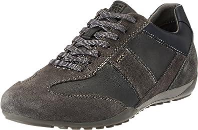 asignación apertura escocés  Geox U Wells A, Zapatillas Hombre: Amazon.es: Zapatos y complementos