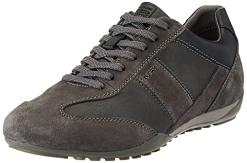 Uomo Sneakers Geox SYMBOL Sneakers basse anthracite,geox
