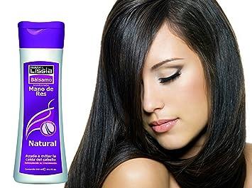 Amazon.com: Lissia Balsamo Mano De Res / Bubulum Oil Conditioner. Ayuda a evitar la resequedad del cuero cabelludo sin dejar el cabello con sensación ...