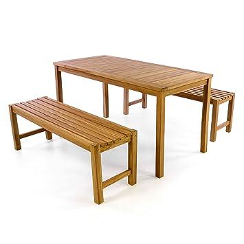 Amazon.de: Divero Garten- & Picknick-Set Sitzgruppe   Gartenmöbel ...
