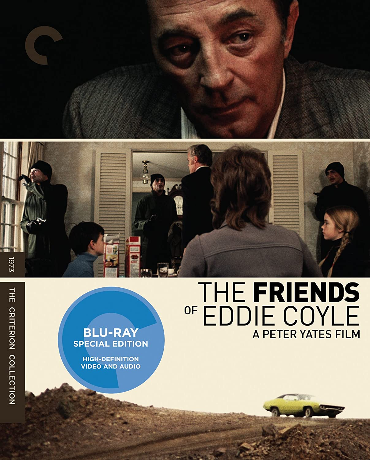 com the friends of eddie coyle blu ray peter boyle com the friends of eddie coyle blu ray peter boyle richard robert mitchum peter yates movies tv