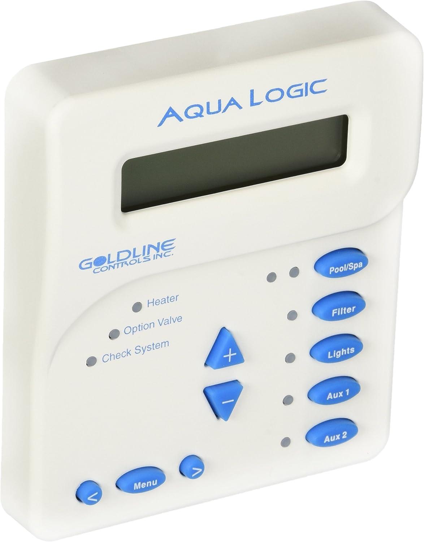 Hayward Goldline AQL-WW-P-4 AquaPlus Wired Remote Display/Keyboard Replacement