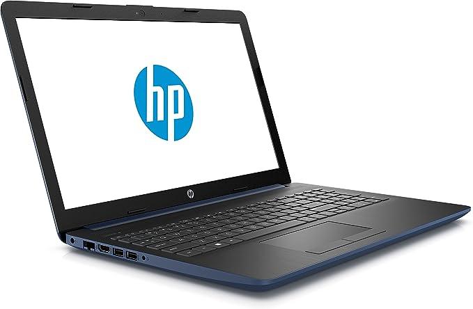 PORTÁTIL HP 15-DA0004NS - Intel N4000 1.1GHZ - 4GB - 500GB - 15.6/39.6CM - DVD RW - HDMI - WiFi BGN - BT - W10 - Azul Plata: Hp: Amazon.es: Informática