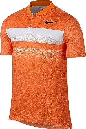 Nike Modern Fit TR Dry Fade Polo de Manga Corta de Golf, Hombre ...