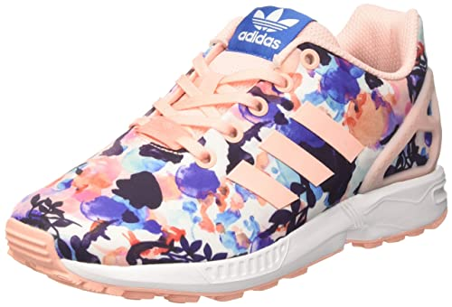 info for e22aa 1a6e5 Adidas - ZX Flux - BB2879 - Color: Blue-Pink-White - Size ...