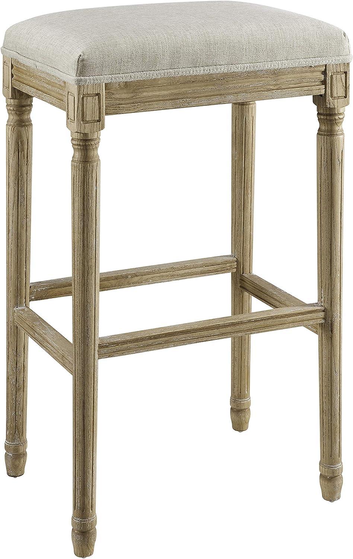 Amazon.com: Linon Home Decor Products Linon Stanton Backless 5