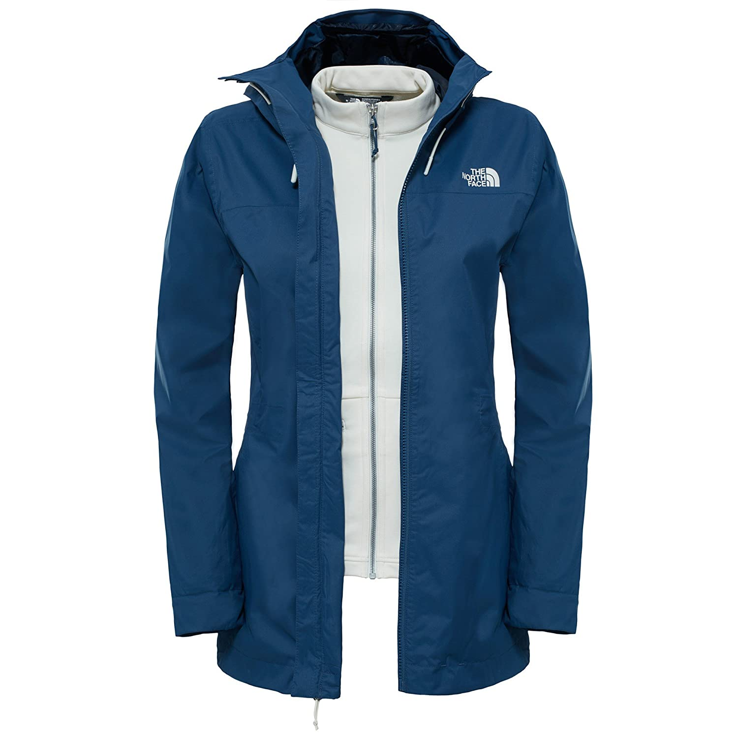 The North Face Damen Morton Triclimate Jacket Shady Blue