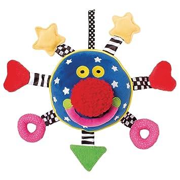 Manhattan Toy Aktivitätsspielzeug Winkel-Rassel und Sensorisches...
