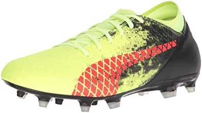 cab0a8ecb71e PUMA Men s Future 18.4 FG AG Soccer-Shoes