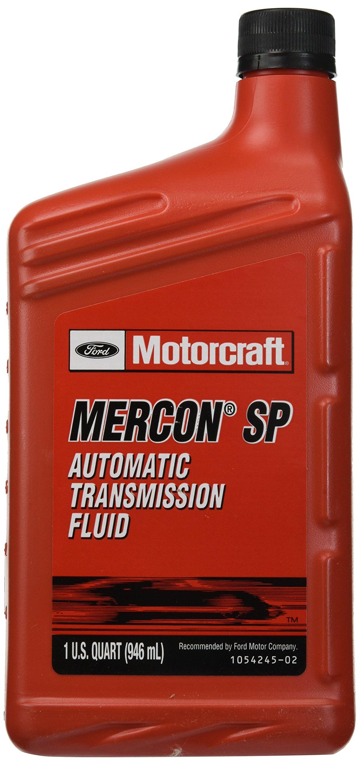 Motorcraft XT6QSP-12PK Mercon Automatic Transmission Fluid (12/1Qt)