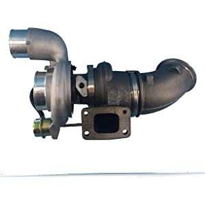 NEW 3599811 Turbocharger for CUMMINS Dodge Ram 2500/3500 Diesel Turbo 5.9L HY35W 2003