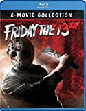 Friday the 13th: 8-Movie Collection [Blu-ray] (Bilingual) [Import]