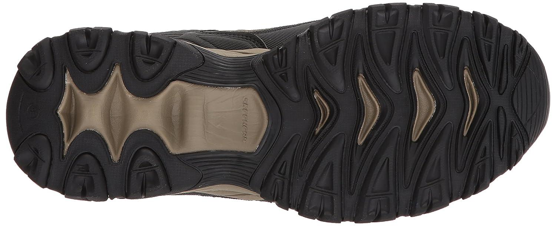 Skechers-Afterburn-Memory-Foam-M-fit-Men-039-s-Sport-After-Burn-Baskets-Chaussures miniature 75