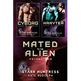 Mated to the Alien Volume Two: Fated Mate Alien Romance (Mated to the Alien Collection Book 2)