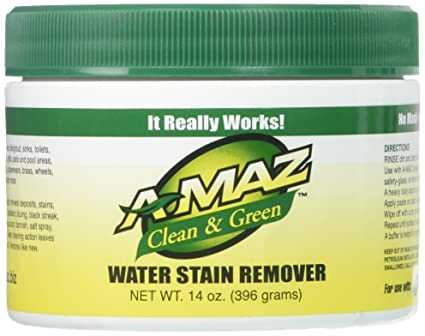 Amaz 11107 agua quitamanchas 14 oz con estropajo