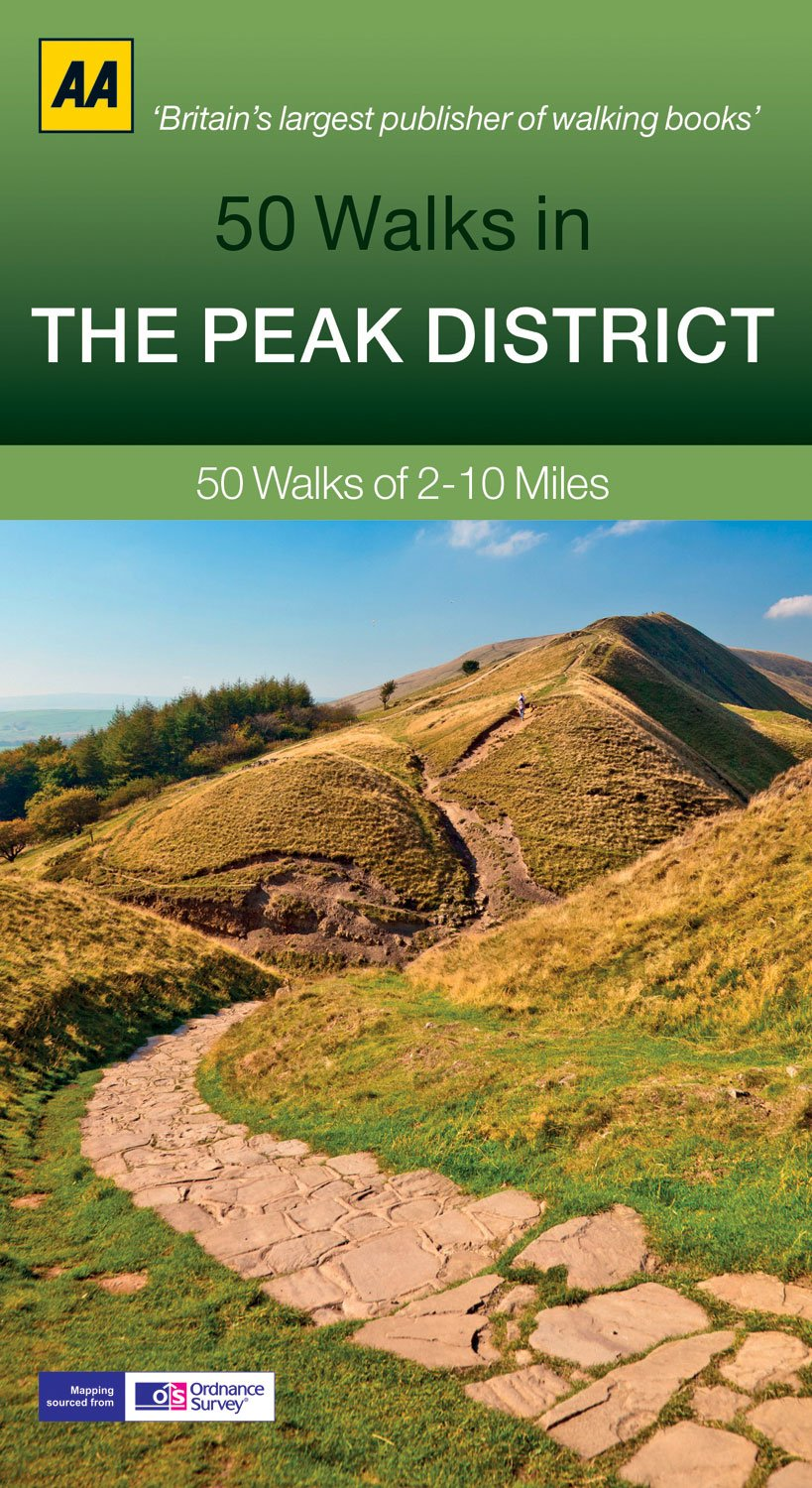 50 Walks in Peak District