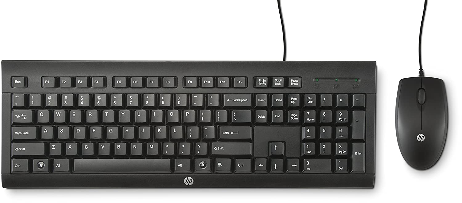 Maus Tastatur HP amazon