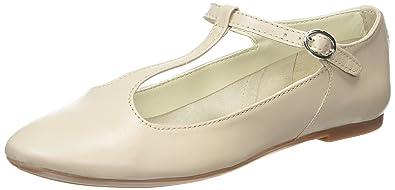Tamaris Flache Schuhe in Beige Ballerina beige