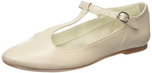 Tamaris Damen 24229 Geschlossene Ballerinas, Beige (Sand 355