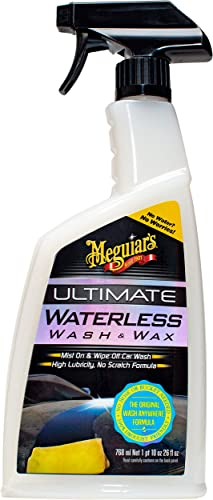 Meguiar's G3626 Ultimate Waterless Wash & Wax