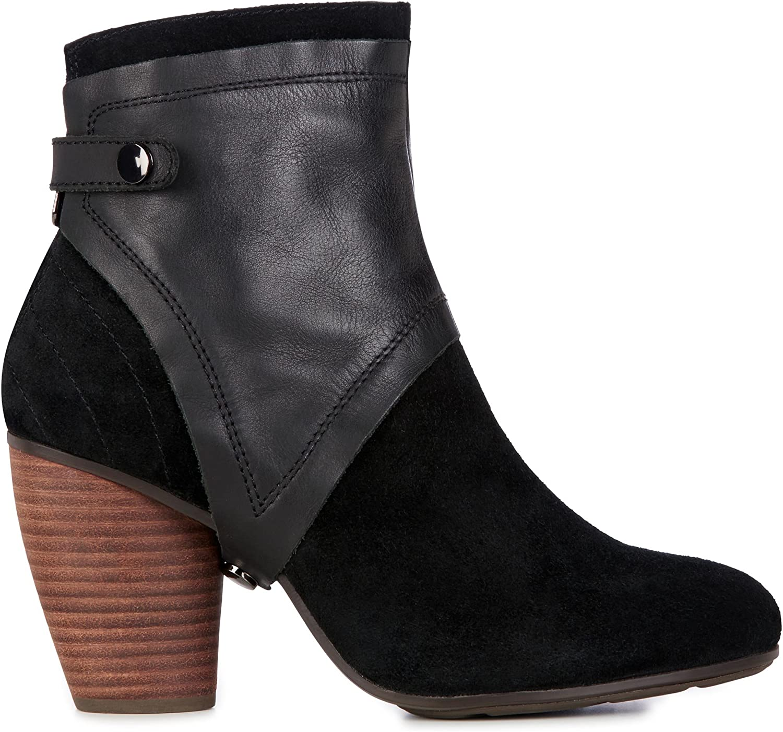 EMU Australia Nepean Womens Heels Cow Leather