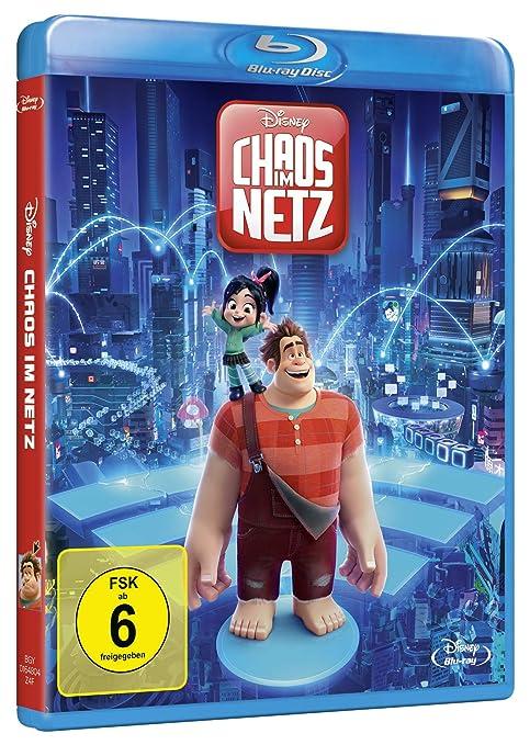 chaos im netz dvd