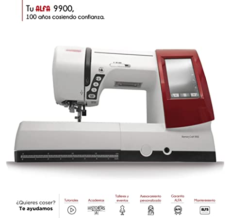 Maquina de Bordar Elna 830 EX: Amazon.es: Hogar