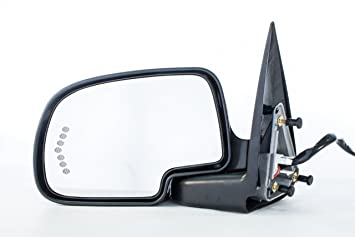 Amazon Com Left Driver Side Door Mirror Heated Power Folding For