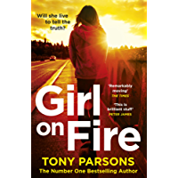 Girl On Fire: (DC Max Wolfe) (English Edition)
