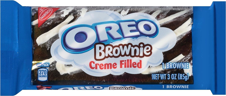 Oreo Brownie Creme Filled 85 g: Amazon.es: Alimentación y bebidas