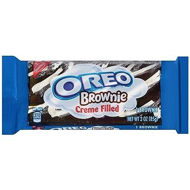 Oreo Brownie Creme Filled 85 g