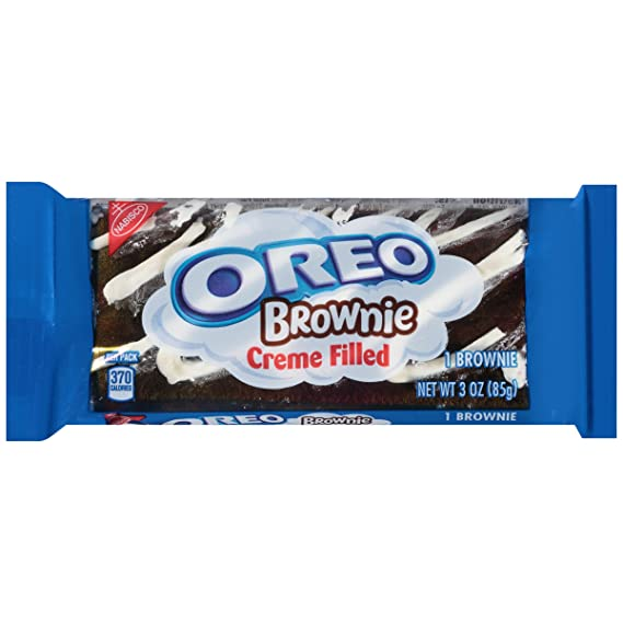 Oreo Brownie Creme Filled 85 g