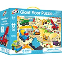 Galt Toys, Giant Floor Puzzle - Construction Site