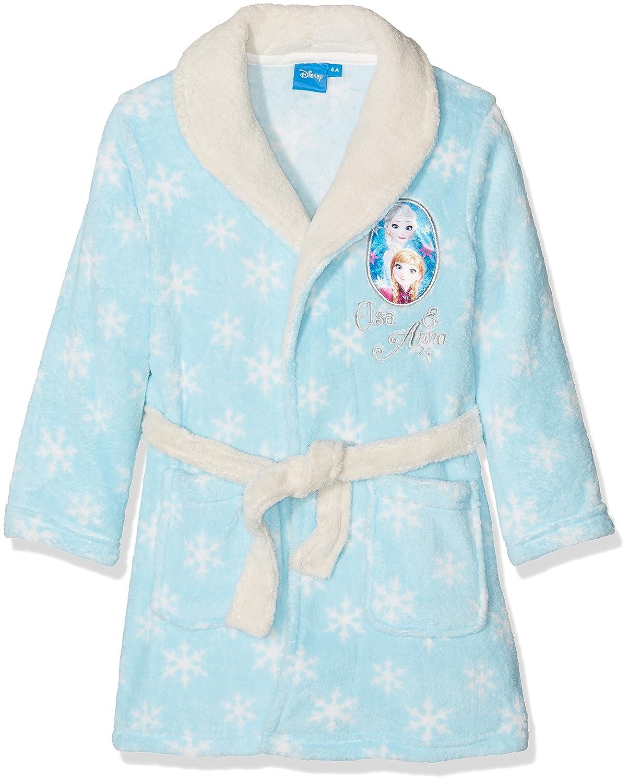 Disney Frozen Elsa and Anna, Traje de baño para Niñas, Azul ...