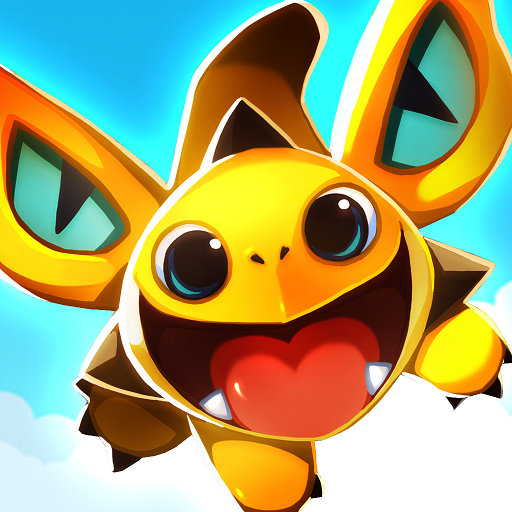 Haypi Monster (Best Pokemon Android Game)