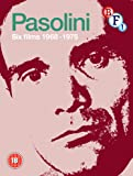 Pasolini Collection [Blu-ray] [Import anglais]