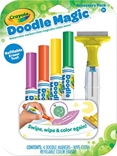 crayola doodle magic accessory pack