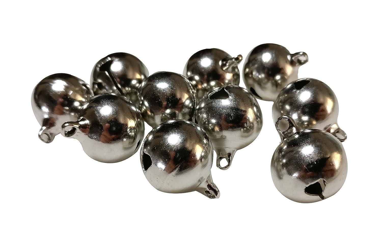 Spoilt Rotten Bells 16 mm, varias cantidades Colgantes de Navidad