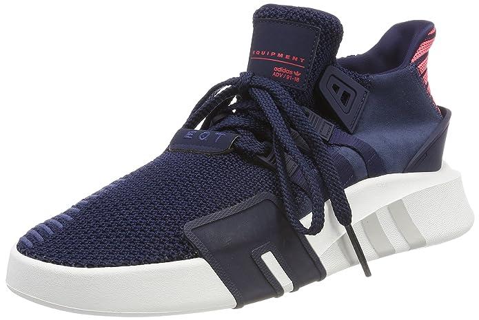 adidas Herren EQT Bask ADV Sneaker Blau Maruni