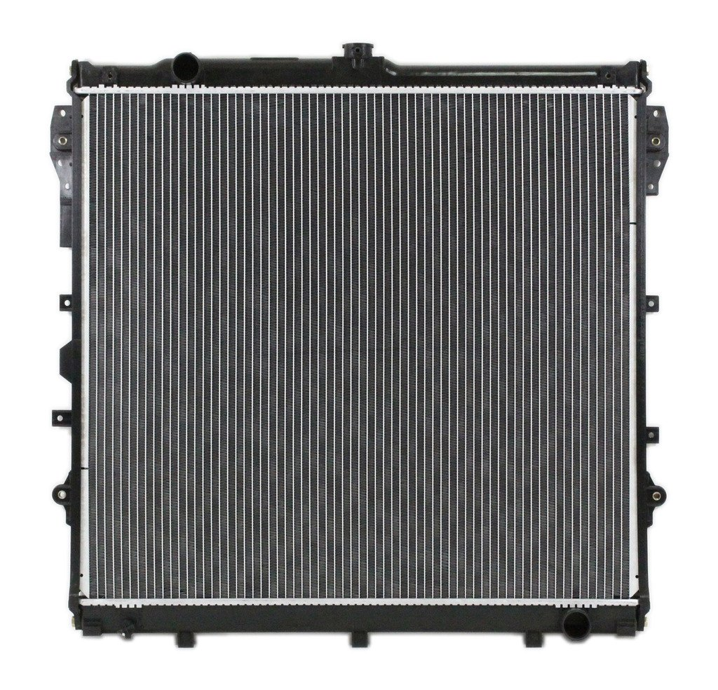 Radiator - Cooling Direct For/Fit 2994 07-13 Toyota Tundra 4.6/5.7L 08-13 Sequoia 4.6/5.7L PTAC