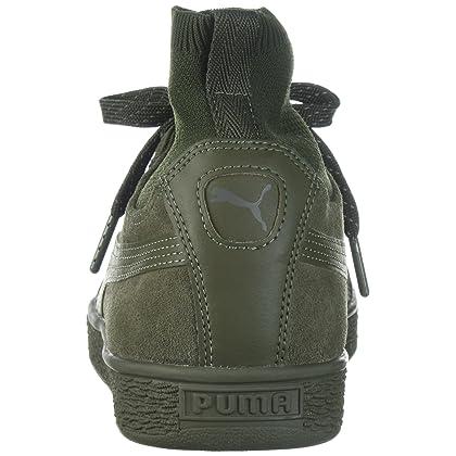 ... PUMA Men s Suede Classic Sock Sneaker e71a99799