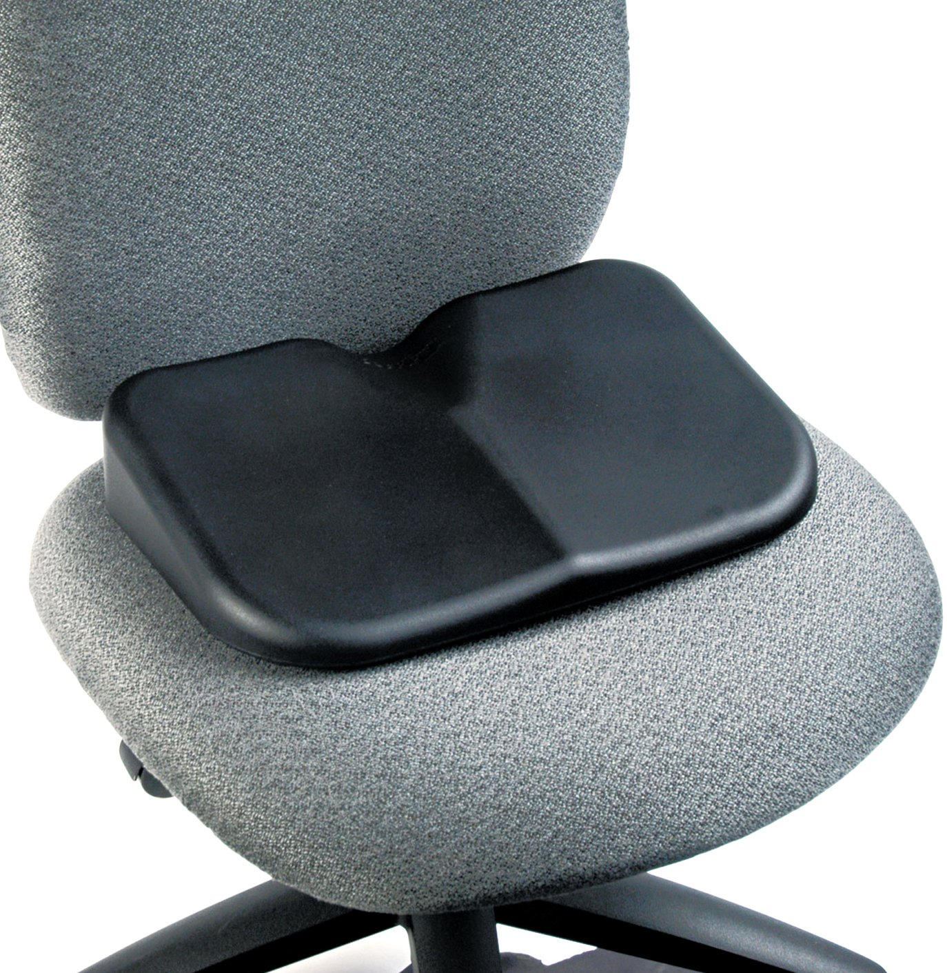 amazon com safco products 7152bl softspot seat cushion black