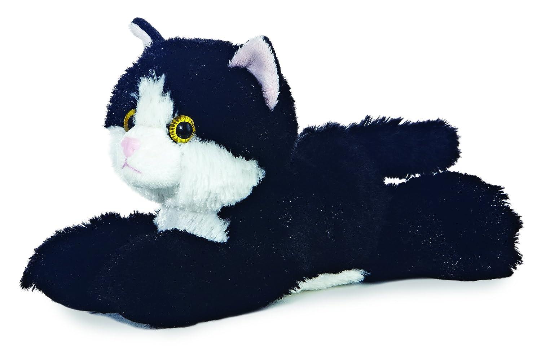 Aurora Maynard Cat 8-Inch Mini Flopsie Stuffed Animal AW31279