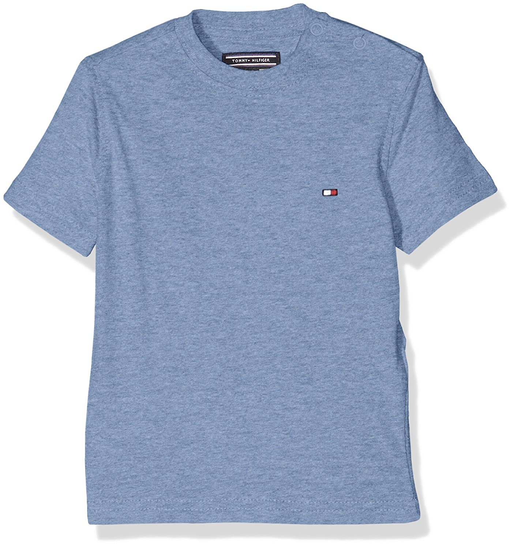 Tommy Hilfiger Original CN Tee S/S, T-Shirt Bambino KB0KB02550