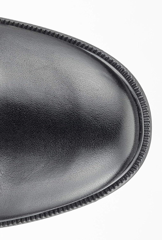 ARA Damen Kansas-st Hohe Stiefel Schwarz Schwarz 64