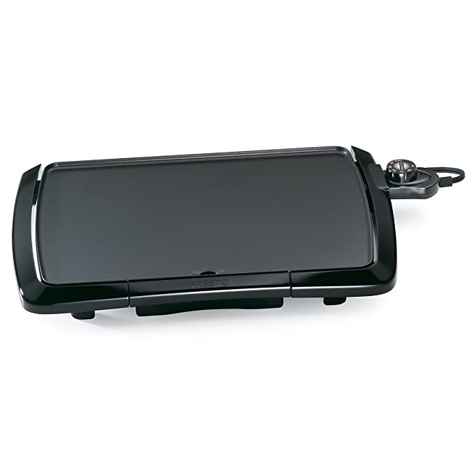 Amazon.com: Presto Cool Touch - Plancha eléctrica: Kitchen ...